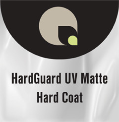 HardGuard UV Matte Hard Coat | Quality Media and Laminating